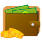 300 wallet